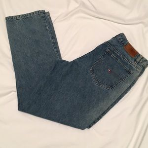 Vintage Tommy Hilfiger Straight Leg Jeans size 10
